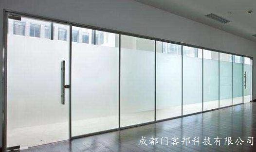 成都玻璃门、成都弧形门、成都旋转门